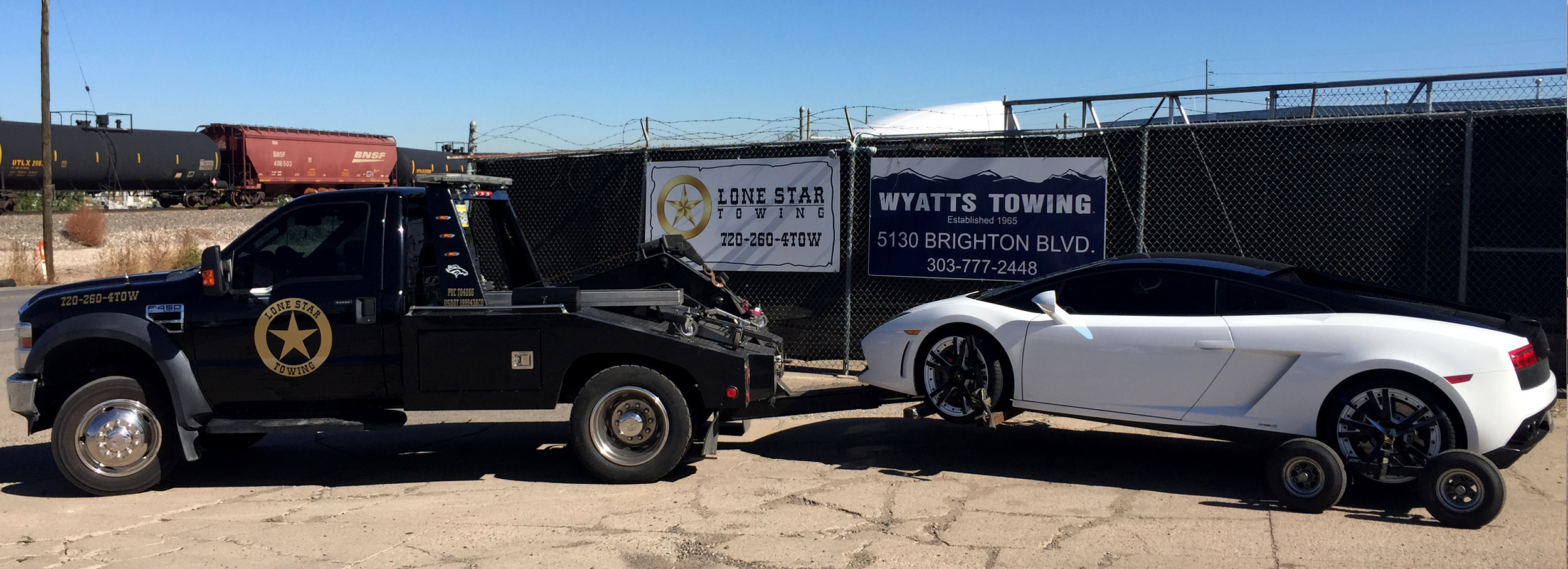 Lone Star Towing